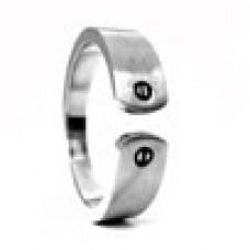 Кольцо медсталь разомкнутое