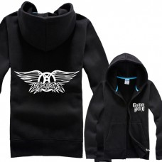 HOODY AEROSMITH GUITAR HERO (BLACK)