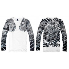 T-SHIRT DRAGONS (WHITE)