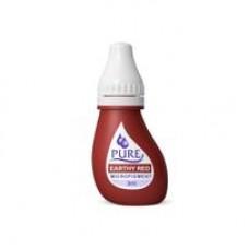 Earthy Red Pure Pigment 3 ml Серия чистых пигментов 3 мл