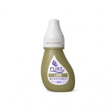 Lime Pure Pigment 3 ml Серия чистых пигментов 3 мл