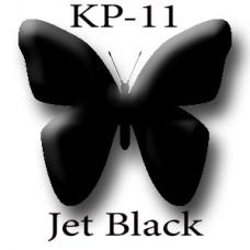 KP-11 Jet Black концентрированный чёрный пигмент для татуажа Micro Plante PMU K.P. Beauty Products