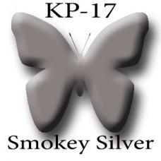 KP-17 Gray 3 (Smokey Silver) дымчато-серебристый серый пигмент для татуажа Micro Plante PMU K.P. Beauty Products
