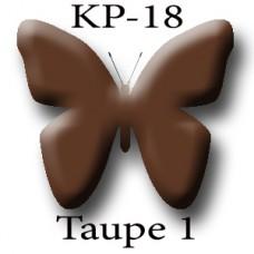 KP-18 Taupe серо-коричневый пигмент для татуажа Micro Plante PMU K.P. Beauty Products
