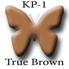 KP-01 True Brown коричневый пигмент для татуажа Micro Plante PMU K.P. Beauty Products