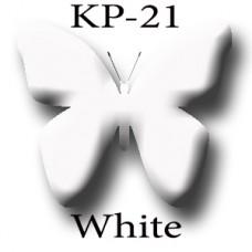 KP-21 White белый пигмент для татуажа Micro Plante PMU K.P. Beauty Products