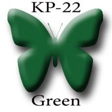 KP-22 Green зелёный пигмент для татуажа Micro Plante PMU K.P. Beauty Products