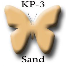 KP-03 Sand песочный пигмент для татуажа Micro Plante PMU K.P. Beauty Products