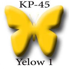 KP-45 Yellow 1 жёлтый пигмент для татуажа Micro Plante PMU K.P. Beauty Products