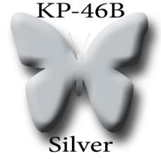 KP-46B Silver Серебро (серый) пигмент для татуажа Micro Plante PMU K.P. Beauty Products
