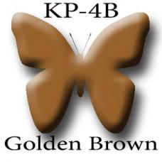 KP-04B Golden Brown золотой (тёплый) коричневый пигмент для татуажа Micro Plante PMU K.P. Beauty Products