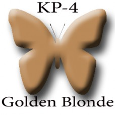KP-04 Golden Blonde золотой блонд пигмент для татуажа Micro Plante PMU K.P. Beauty Products