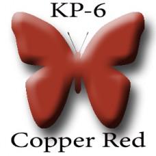 KP-06 Copper Red бронзово-красный пигмент для татуажа Micro Plante PMU K.P. Beauty Products