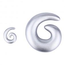 Расширитель в ухо биопласт - спираль