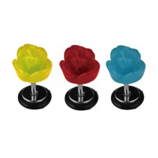 Плаг - обманка биопласт - роза