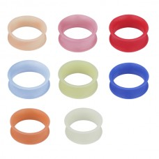 Туннель силикон  разных цветов