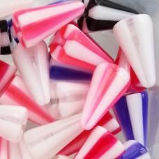 Сменные части - конус  биопласт цветной