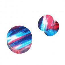 Плаг биопласт многоцветный