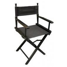 Кресло раскладное чёрное