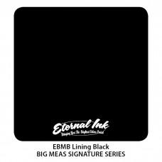 Lining Black Marshall Bennett Eternal Tattoo Ink чёрная краска для линий (контуров) Этернал