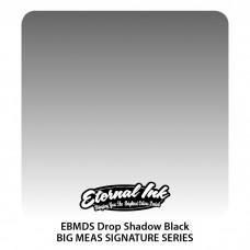 Drop Shadow Black тату краска Этернал серии Big Meas Eternal