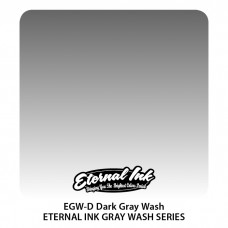 Dark Grey Wash Eternal Tattoo Ink краска Этернал