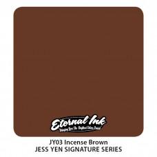 Incense Brown Eternal Tattoo Ink краска Этернал 60 мл (2 oz)