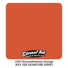 Chrysanthemum Orange Eternal Tattoo Ink краска Этернал 60 мл (2 oz)