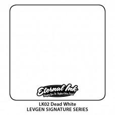 Dead White Eternal Tattoo Ink краска Этернал набор Levgen
