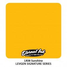 Sunshine Eternal Tattoo Ink краска Этернал набор Levgen