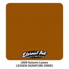 Autumn Leaves Eternal Tattoo Ink краска Этернал набор Levgen