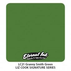 Granny Smith Green яблочно-зелёная краска Этернал