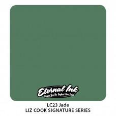 Jade нефритово-зелёная краска Этернал