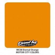 Eternal Orange оранжевая краска Этернал Motor City