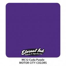 Cuda Purple фиолетовая краска Плимут Баракуда Этернал Motor City