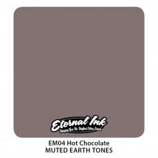 Hot Chocolate серо-коричневая краска Этернал Muted Earth Tones