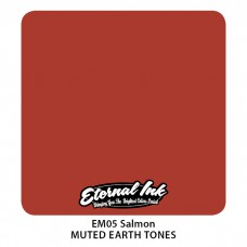 Salmon красная краска Лосось Этернал Muted Earth Tones