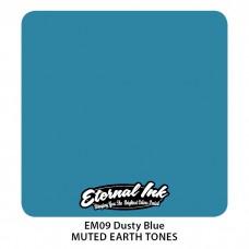 Dusty Blue серо-синяя краска Этернал Muted Earth Tones