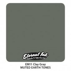 Clay Gray серая краска Этернал Muted Earth Tones