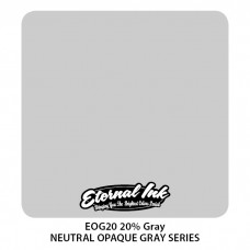 Neutral Gray 20% нейтральный серый Этернал