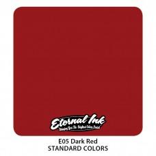 Dark Red Eternal Tattoo Ink тёмно-красная краска Этернал