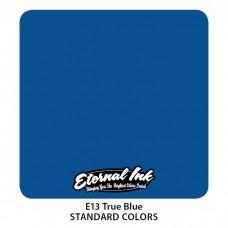 True Blue Eternal Tattoo Ink синяя краска Этернал