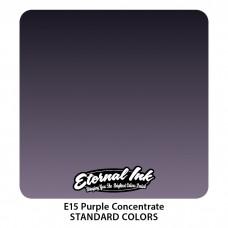 Purple Concentrate Eternal Tattoo Ink фиолетовая концентрированная краска Этернал