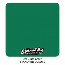 Grass Green Eternal Tattoo Ink краска Зелёная Трава Этернал