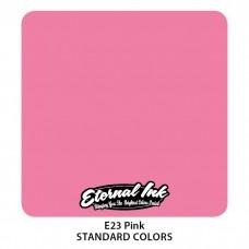 Pink Eternal Tattoo Ink розовая краска Этернал