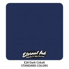 Dark Cobalt Eternal Tattoo Ink тёмно-синяя кобальтовая краска Этернал