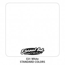 White Eternal Tattoo Ink белая краска Этернал