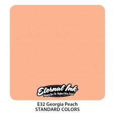 Georgia Peach Eternal Tattoo Ink краска персикового цвета Этернал