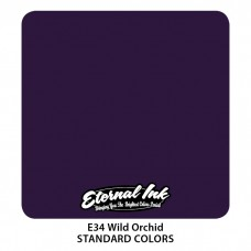 Wild Orchid Eternal Tattoo Ink фиолетовая краска Дикая Орхидея Этернал