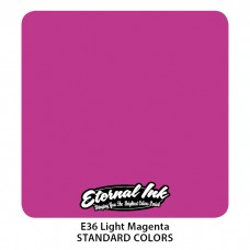 Light Magenta Eternal Tattoo Ink светло-пурпурная краска Светлая Маджента Этернал